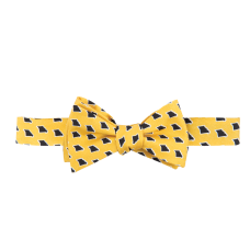 MO Gameday Gold Bow